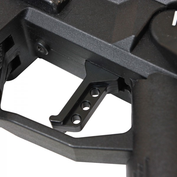 HB Industries Scorpion Theta Forward Black-Trigger-Installed