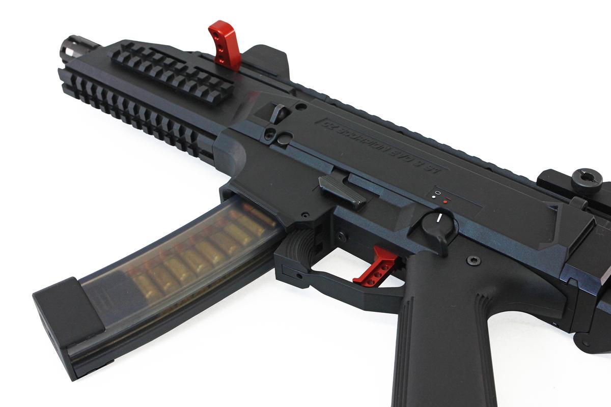 HB Industries ScorpionTheta-Red