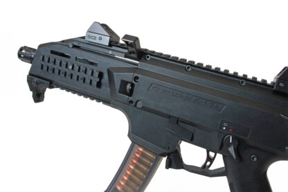 HB Industries CZ EVO3 DELTA BLACK HBI