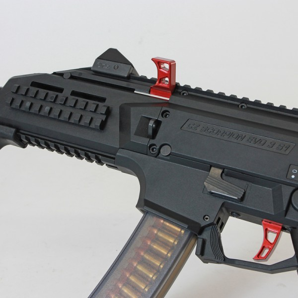 HB Industries CZ EVO3 DELTA RED OVERALL