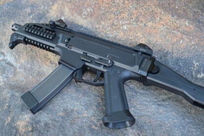 HBI Mini AK Style Selector_left_cz scorpion safety