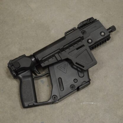 HBI KRISS VECTOR FOLDING STOCK ADAPTER_INSTALLED_FOLDED