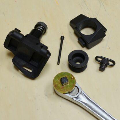 HB Industries B&T Stock Cap Tool_Disassembled