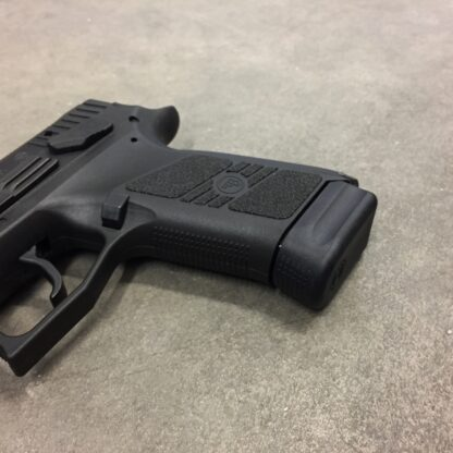 HBI CZ P07 with +2 Mag Plate Extension