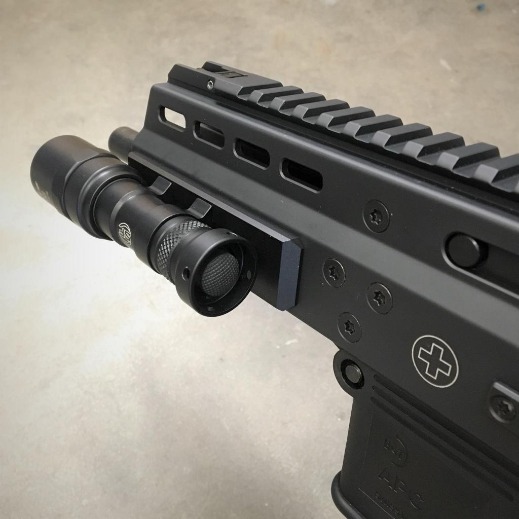 Bu0026T APC GHM SUREFIRE M300 MOUNT HB INDUSTRIES