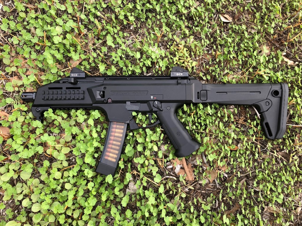 CZ Scorpion Evo thread [Archive] - pistol-forum com