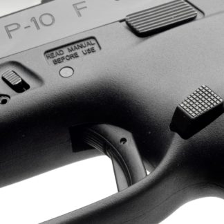 CZC P10 MAG RELEASE EXTENDED
