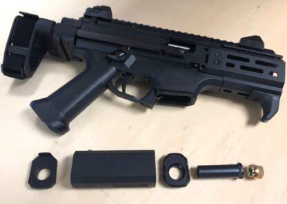 HBI CZ Evo S2 Micro Faux Suppressor Tool